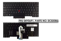 Lenovo ThinkPad T430U magyar laptop billentyűzet, FRU 04Y0691
