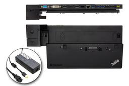 Lenovo ThinkPad T440, T540p laptophoz gyári új ThinkPad Ultra Dock (Type 40A2) dokkoló 90W-os adapterrel (20V 4.5A) (00HM917)
