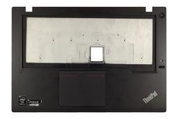 Lenovo Thinkpad T440p gyári új felső fedél touchpaddal és ujjlenyomat-olvasóval, 04X5394