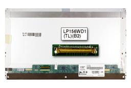 LG LP156WD1-TLB2 használt 1600x900 HD+ LED matt kijelző Lenovo ThinkPad T510, T61 laptopokhoz