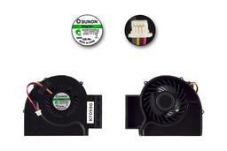 Lenovo ThinkPad T510 laptophoz gyári új hűtő ventilátor, GC057514VH-A