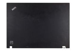 Lenovo Thinkpad T61, R61 használt laptop LCD hátlap, 42W2502