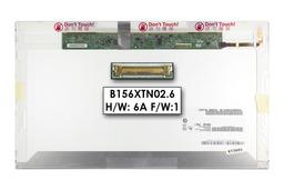 Gyári új matt 15.6'' HD (1366x768) LED kijelző Lenovo Thinkpad W520, T520, T540p laptophoz (csatlakozó: 30 pin - bal)