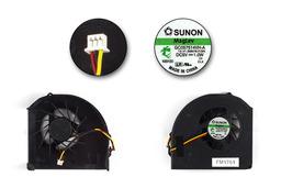 Lenovo ThinkPad W700 laptophoz gyári új video kártya hűtő ventilátor (44C9535, 45N4946)