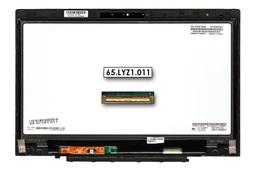 Lenovo ThinkPad X1 Carbon gyári új fényes 14.0'' WQHD (2560x1440) eDP IPS LED laptop Slim kijelző modul (LP140QH1-SPA2, FRU 00HN827, 00HN829)