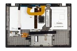 Lenovo Thinkpad X1 Carbon laptophoz használt háttérvilágításos billentyűzet modul touchpaddel, ujjlenyomat olvasóval (04Y0801)