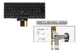 Lenovo Thinkpad X1 gyári új magyar billentyűzet (04W2772)