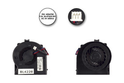 Lenovo ThinkPad X200, X200s, X200t gyári új laptop hűtő ventilátor (45N4782)