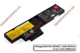 Lenovo ThinkPad X200t, X201t használt gyári 100%-os 4 cellás laptop akku/akkumulátor (FRU 42T4657)