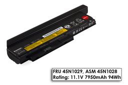 Lenovo ThinkPad X220, X230 gyári új 9 cellás laptop akku/akkumulátor (FRU 45N1029)