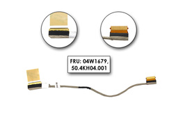 Lenovo Thinkpad X220, X230 gyári új laptop LCD kábel (FRU: 04W1679, 50.4KH04.001)