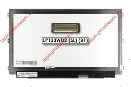 LG LP133WD2-SLB1 használt matt 13.3'' HD+ (1600x900) LED laptop Slim kijelző (04W3519)