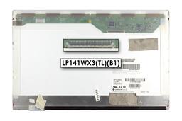 LG LP141WX3-TLB1 WXGA 1280x800 CCFL használt fényes laptop kijelző.