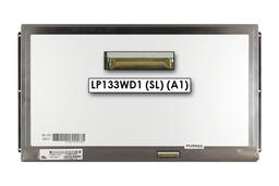 Gyári új fényes 13.3'' HD+ (1600x900) LED laptop Slim kijelző (csatlakozó: 40 pin - jobb)