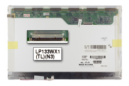 LG LP133WX1-TLN3 13,3 inch gyári új WXGA CCFL fényes laptop LCD kijelző (20 pines)