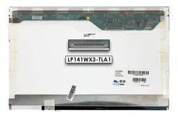 LG LP141WX3-TLA1 gyári új matt 14,1'' WXGA HD (1280x800) CCFL laptop LCD kijelző (csatlakozó: 30 pin - jobb felül)
