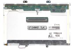 LG LP154W01-TLA1 15,4-inch WXGA (1280x800) CCFL használt fényes B kategóriás laptop kijelző