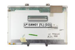 LG LP154W01-TLA2 15,4-inch WXGA CCFL használt fényes B kategóriás laptop kijelző
