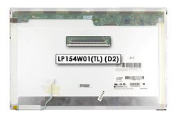 LG LP154W01-TLD2 15,4 inch WXGA (1280x800) CCFL használt fényes laptop kijelző