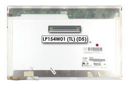 LG LP154W01-TLD5 15,4 inch WXGA CCFL használt fényes B kategóriás laptop kijelző