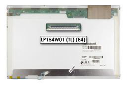 LG LP154W01-TLE4 WXGA 15,4 inch CCFL használt matt laptop kijelző