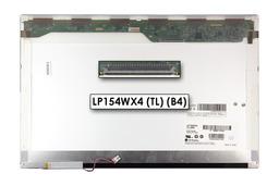 LG LP154WX4-TLB4 WXGA 15,4 inch 1280x800 használt fényes LCD laptop kijelző