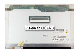 LG LP154WX5-TLC1 WXGA 15,4 inch 1280x800 használt B. kat. (karcos) fényes laptop kijelző