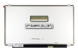 Gyári új matt 15.6 Full HD IPS (1920x1080) LED laptop Slim kijelző (csatlakozó: 40 pin - jobb)