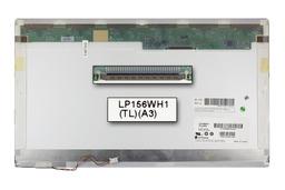 LG LP156WH1-TLA3 1366x768 HD CCFL használt fényes laptop kijelző