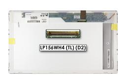 Gyári új matt 15.6'' HD (1366x768) LED laptop kijelző (csatlakozó: 40 pin - jobb)