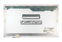 LG LP164WD1-TLA1 HD+ 1600x900 WXGA++ gyári új fényes laptop kijelző