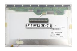 LG LP171WE2-TL01 LCD 17,1 inch WSXGA+ (1680X1050) gyári új matt laptop kijelző