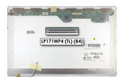 LG LP171WP4-TLB4 1440x900 WXGA+ használt fényes notebook kijelző