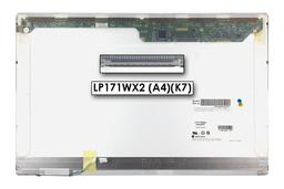 LG LP171WX2-A4K7 17'' 1440*900 WXGA+ használt fényes laptop kijelző