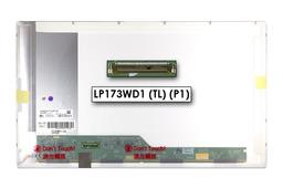 Gyári új matt 17.3'' HD+ (1600x900) LED laptop kijelző (csatlakozó: 40 pin - bal)