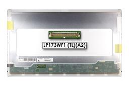 Gyári új fényes 17.3'' Full HD (1920x1080) LED laptop kijelző (csatlakozó: 40 pin - bal)