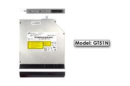LG SATA használt laptop DVD Író, GT51N