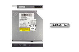 Lite-On DS-8A9SH-01 8X Slim 12.7mm SATA ÚJ laptop DVD Író DVD+/-RW