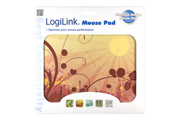 Logilink Gaming Mouse Pad - Barna, mintás. ID0099 Indian summer v1.0