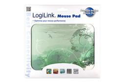 Logilink Gaming Mouse Pad - Zöld, mintás. ID0100 Ice Charm v1.0