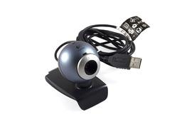 Logitech QuickCam Messenger használt VGA (640*480) USB-s webkamera beépített mikrofonnal (861225-0000)