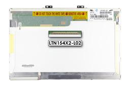 LTN154X2-L02 1280×800  WXGA  használt matt laptop kijelző