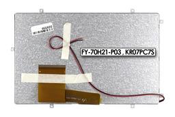 LCD kijelző modul Maxell Maxtab 7 tablethez (FY-70H21-P03)