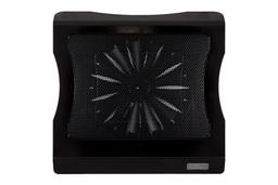 Media-Tech MT2654 Multicooler II fekete laptop hűtőpad (20cm ventilátor)
