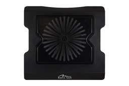 Media-Tech MT2656 Heat Buster 2 fekete laptop hűtőpad (15cm ventilátor)