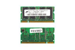 128MB DDR 266MHz használt laptop memória
