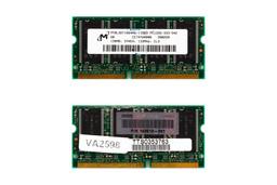 Micron 128MB SDRAM 133MHz használt laptop memória