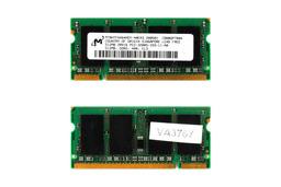 512MB DDR2 400MHz használt laptop memória