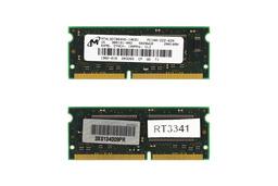 MICRON 64MB SDRAM 100Mhz használt laptop memória (MT4LSDT864HG-10EB1)