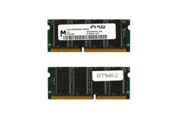 MICRON 64MB SDRAM 66Mhz használt laptop memória (314849-102)